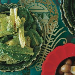 Korean-Style Romaine recipe