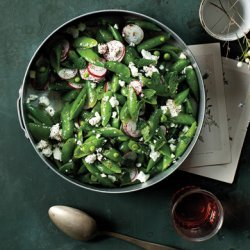 Sugar Snap Salad recipe