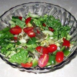 Ethiopian Simple Salad