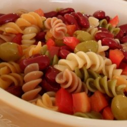 Wacky Kidney Bean Salad