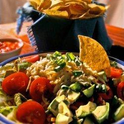 Creamy Tomato Crunch Salad