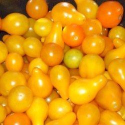 Cherry Tomato Spinach Salad
