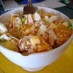 Ensalada De Naranja Orange Salad recipe