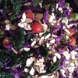 Marinated Kale Salad recipe