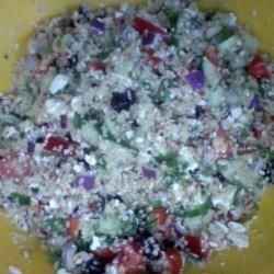 Moroccan Salad recipe