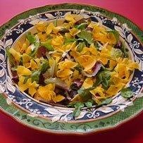 New Millenium Salad With Tropical Dressing
