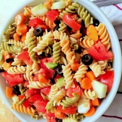 Dad's Pasta Salad recipe