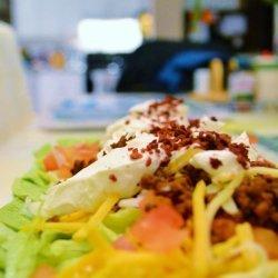 Simple Taco Salad