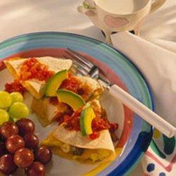 Mexican Breafast Tortillas