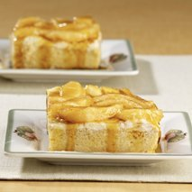 Baked Apple Stuffed French Toast