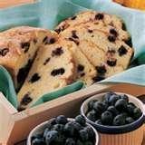 Glazed Lavender Blueberry Breakfast Cakes