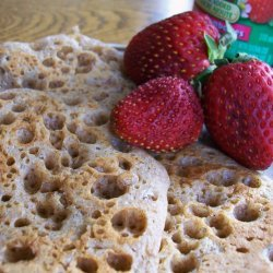 Cinnamon Sourdough Crumpets recipe