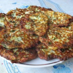 Old World Recipe - Squash Latkes