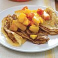 Fruity Breakfast Crepes