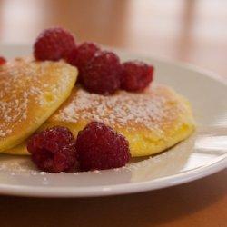 Ricotta-lemon Pancakes
