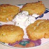 Golden Potato Pancakes