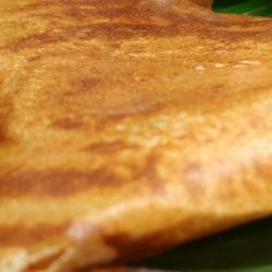 Dosa   - Rice N Lentil Crepes With All Kindsa Alte... recipe
