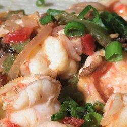 Shrimp And Grits Booya recipe