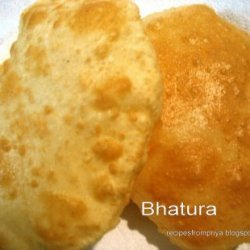 Bhatura Poori