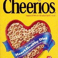 Nettys Honey Cheerios