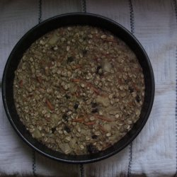 Baked Oatmeal Carrot Cake Version