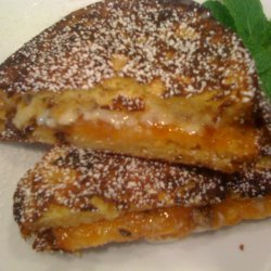 Stuffed Panettone French Toast