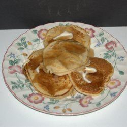 Simply Awesome Buttermilk Pancakes recipe