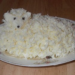 Polish Easter Butter Lamb recipe