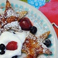 Peek-a-boo French Toast recipe