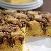 Pineapple Upside-down Sausage Bake recipe
