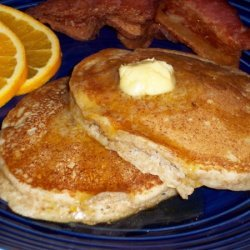 Whole Wheat Ricotta Pancakes With Citrus Buttered ...