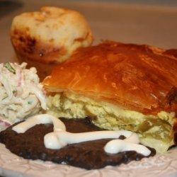 Chile Unrellenos recipe