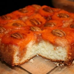 Apricot Sunshine Breakfast Cake