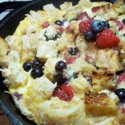 Ol' Glory Breakfast Casserole