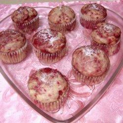 Very Raspberry Muffins