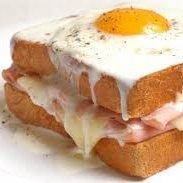 Ham & Egg Samich