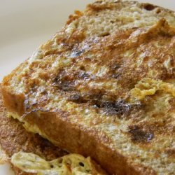 Buttermilk French Toast With Homemade Cinnamon - R...