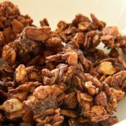 Chunky Aztec Chocolate Granola