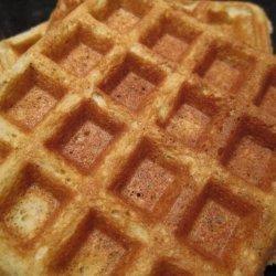 Almond Meal Waffles Gluten Free