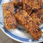 Coconut Granola Bars recipe