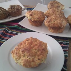Cheese & Bacon Muffins recipe