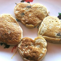 Revised Chocolate Chip Pancakes Low Calorie
