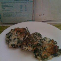 Squeaky Kale recipe