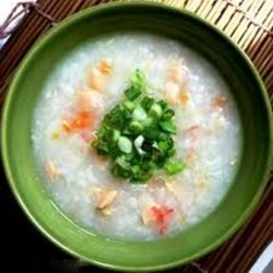 Thai Shrimp Congee