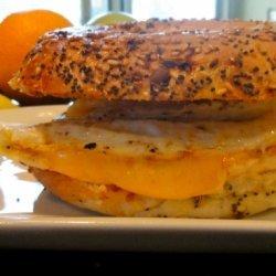 Zesty Bagel Breakfast