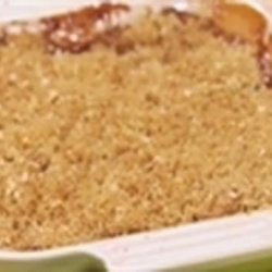 Apple Snickerdoodle Cobbler recipe