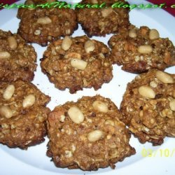 Granola And Apples Cookies recipe
