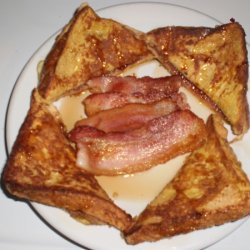 Quick And Easy Stuffed French Toast