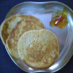 Nutritious Pancakes recipe