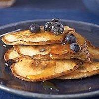 Organic  Wheat  Pancake